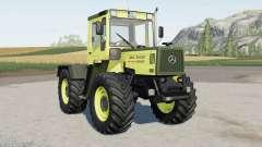Mercedes-Benz Trac 1000 Intercooleɾ для Farming Simulator 2017