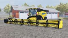 New Holland CR9.90 & CR10.90 для Farming Simulator 2013
