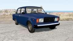ВАЗ-2107 Жигули для BeamNG Drive