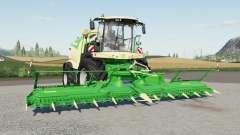 Krone BiG Ӽ 1180 для Farming Simulator 2017