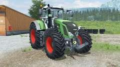Fendt 828 Variꝺ для Farming Simulator 2013