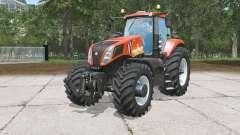 New Holland T8.320 FireFlɤ для Farming Simulator 2015
