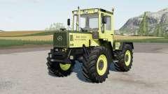 Mercedes-Benz Trac 1000 Intercooleᵳ для Farming Simulator 2017