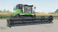 Fendt 6275 Ł для Farming Simulator 2017