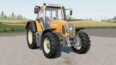 Fendt Favorit 700 Variø для Farming Simulator 2017