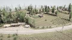 Rural Area для MudRunner