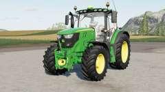 John Deere 6R-serieȿ для Farming Simulator 2017