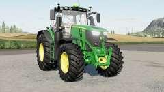 John Deere 6230R & 6250Ʀ для Farming Simulator 2017