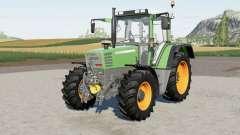 Fendt Favorit 509 & 510 C Turboshifƫ для Farming Simulator 2017