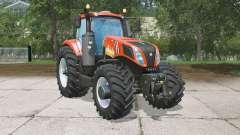 New Holland T8.320 FireFlɣ для Farming Simulator 2015