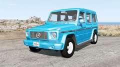 Mercedes-Benz G 270 CDI (W463) для BeamNG Drive