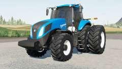 New Holland T8.325〡T8.355〡T8.385 для Farming Simulator 2017