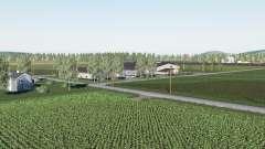 Michigan v2.0 corrected textures для Farming Simulator 2017
