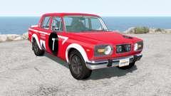 Ibishu Miramar Rally v0.1 для BeamNG Drive