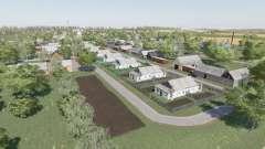 Село Ягодное v2.2.9 для Farming Simulator 2017