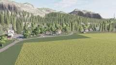Niederbayern v1.5 для Farming Simulator 2017