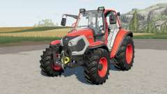 Lindner Lintraꞔ 90 для Farming Simulator 2017