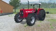 Massey Ferguson 297 Advanced для Farming Simulator 2013