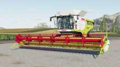 Claas Lexiᴏn 700 для Farming Simulator 2017