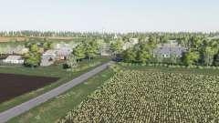 Село Ягодное v2.3 для Farming Simulator 2017