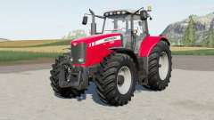 Massey Ferguson 7480〡7485〡7490〡7495〡7499 для Farming Simulator 2017