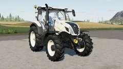 New Holland T6.125〡T6.155〡T6.175〡T6.240 для Farming Simulator 2017