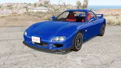 Mazda RX-7 Type R (FD3S) 2001 для BeamNG Drive