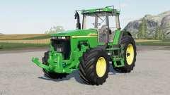 John Deere 8100-8410 для Farming Simulator 2017