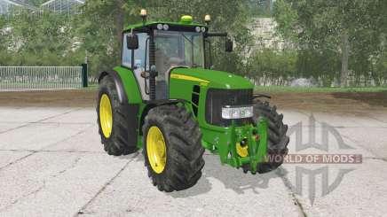 John Deere 6930 Premiuɱ для Farming Simulator 2015