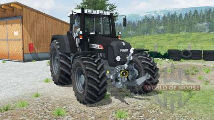 Fendt 820 Vario TMS Black Edition для Farming Simulator 2013