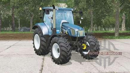 New Holland Ŧ6.160 для Farming Simulator 2015