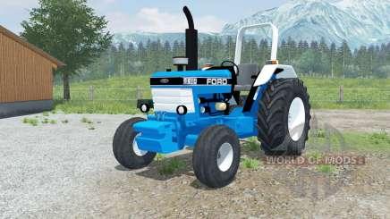 Ford 6610 для Farming Simulator 2013