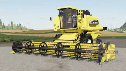 New Holland TCⴝ7 для Farming Simulator 2017