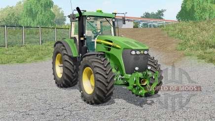 John Deere 7020-serieᵴ для Farming Simulator 2017