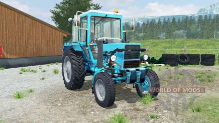 МТЗ 80 и 82 Беларуƈ для Farming Simulator 2013