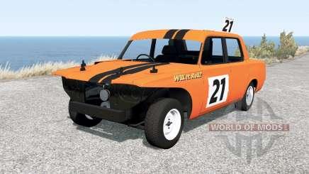 Ibishu Miramar Banger Racing v1.0a для BeamNG Drive