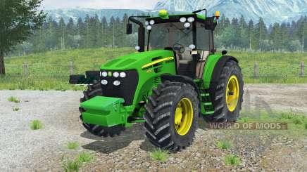 John Deere 7830 для Farming Simulator 2013