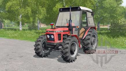 Zetor 774ⴝ для Farming Simulator 2017