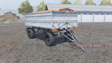 Fortschritt HW ৪0 для Farming Simulator 2013