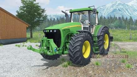 John Deere 82Ձ0 для Farming Simulator 2013