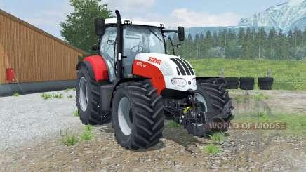 Steyr 6160 CVT для Farming Simulator 2013