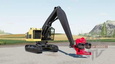Caterpillar 551 для Farming Simulator 2017