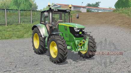 John Deere 6M-serieᵴ для Farming Simulator 2017