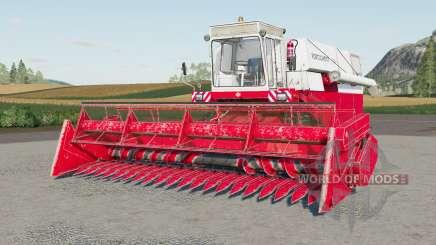 Fortschritᵵ E 516 для Farming Simulator 2017