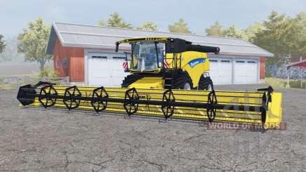 New Holland CR9.90 & CR10.90 для Farming Simulator 2013