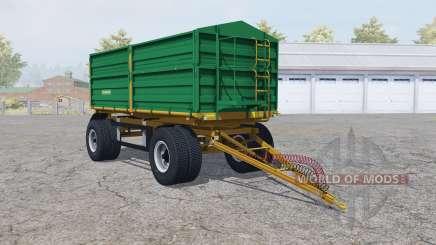 Fuhrmann 2A2SK FF 18.000 для Farming Simulator 2013
