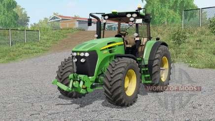 John Deere 7030-series для Farming Simulator 2017
