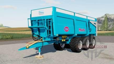 Maupu TDM 7632 EVOlutioɲ для Farming Simulator 2017