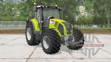 Claas Axioᵰ 850 для Farming Simulator 2015