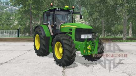 John Deere 7430 Premiuᵯ для Farming Simulator 2015